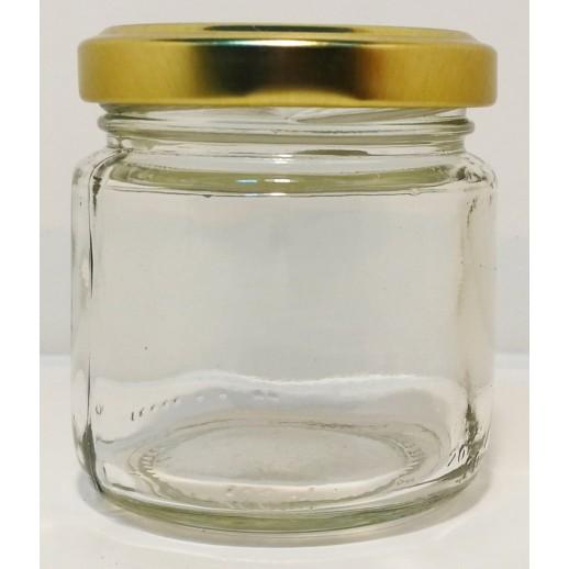 Glass jar standard