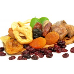 DRIED FOOD ITEMS - NUTS