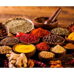 VARIOUS SPICES (48)